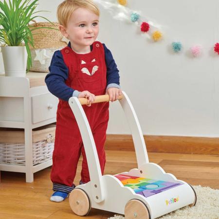 Le Toy Van® Lesen voziček s kockami