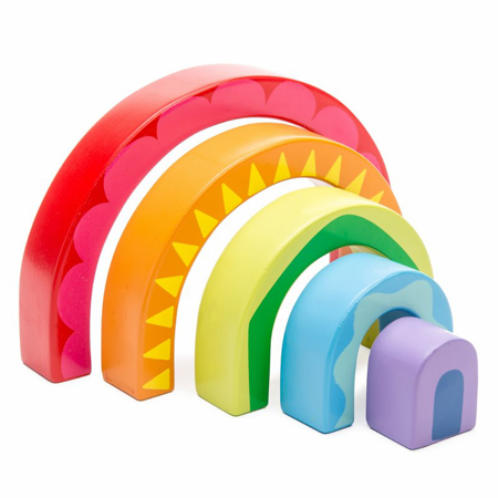 Picture of Le Toy Van® Rainbow Tunnel