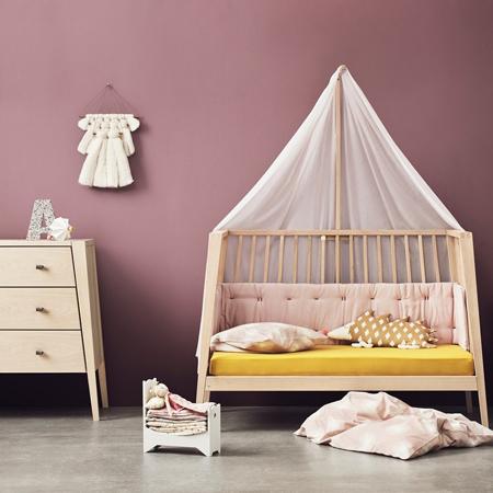 Leander® Baldehin za otroško posteljico Linea