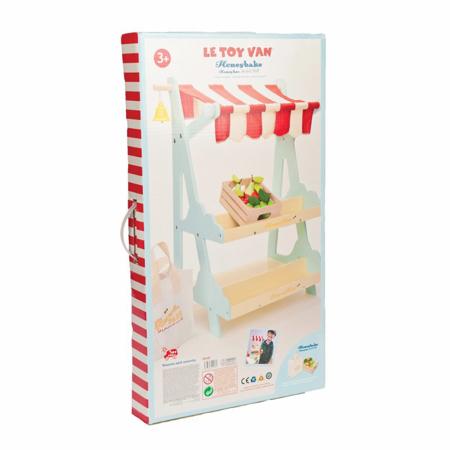 Immagine di Le Toy Van® Bancarella per bambini in legno