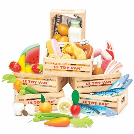 Picture of Le Toy Van® Market Crate Bundle