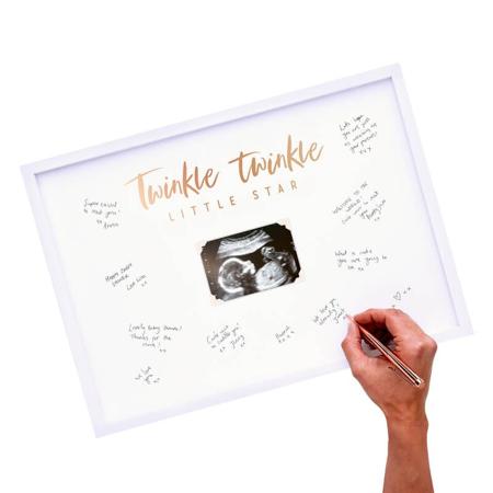 Ginger Ray® Okvir za podpise Twinkle Twinkle
