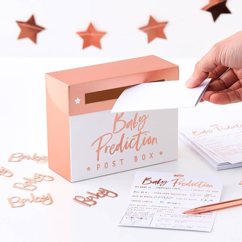 Immagine di Ginger Ray® Gioco per Baby Shower Twinkle Twinkle