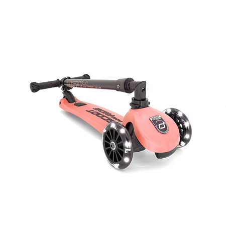 Slika Scoot & Ride® Otroški skiro Highwaykick 3 Peach LED