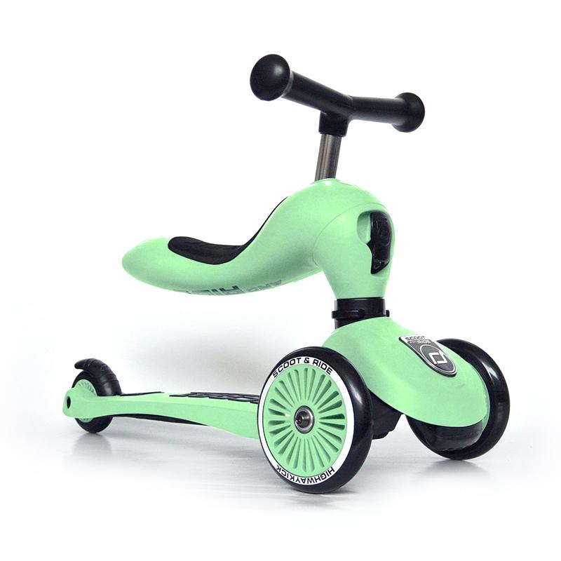 Scoot & Ride® Otroški poganjalec in skiro Highwaykick 1 Kiwi