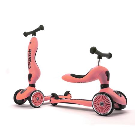 Scoot & Ride® Otroški poganjalec in skiro Highwaykick 1 Peach