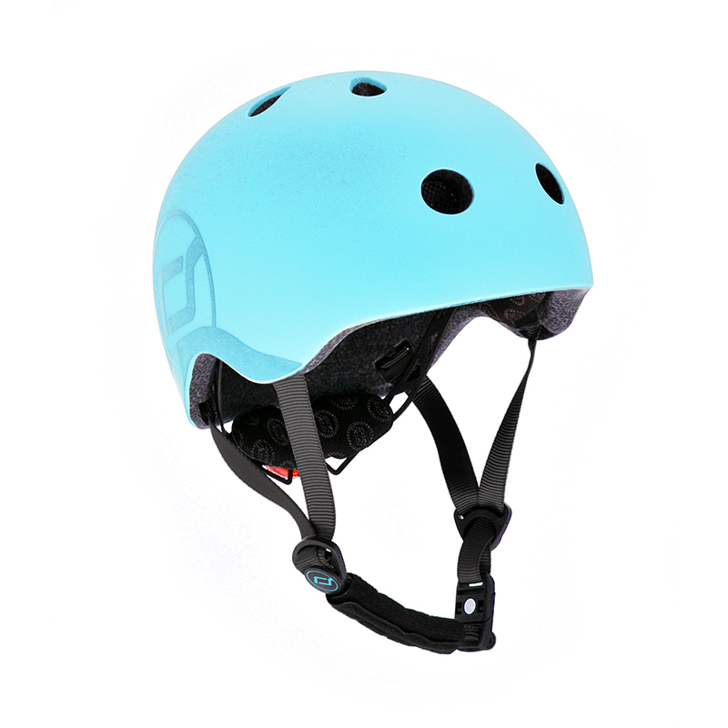 Scoot & Ride® Otroška čelada S-M (51-55cm) Blueberry