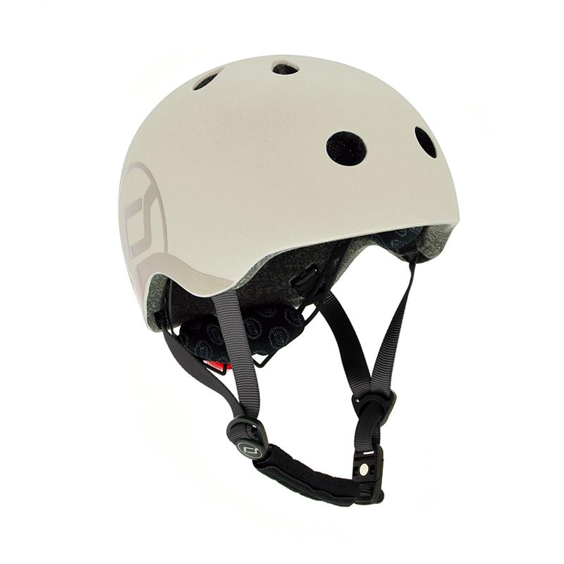 Scoot & Ride® Otroška čelada S-M (51-55cm) Ash