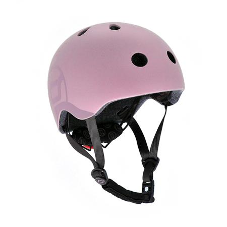 Slika Scoot & Ride® Otroška čelada S-M (51-55cm) Rose