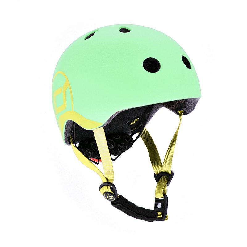 Scoot & Ride® Otroška čelada XXS-S (45-51cm) Kiwi
