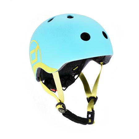 Slika Scoot & Ride® Otroška čelada XXS-S (45-51cm) Blueberry