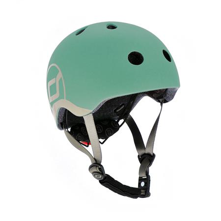 Slika Scoot & Ride® Otroška čelada XXS-S (45-51cm) Forest
