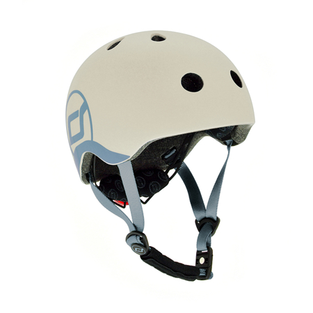 Slika Scoot & Ride® Otroška čelada XXS-S (45-51cm) Ash