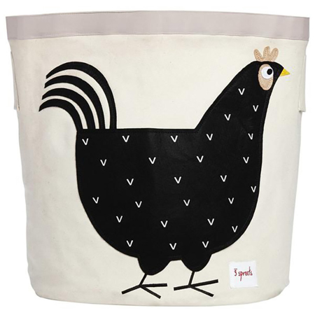Picture of 3Sprouts® Storage Bin Cock