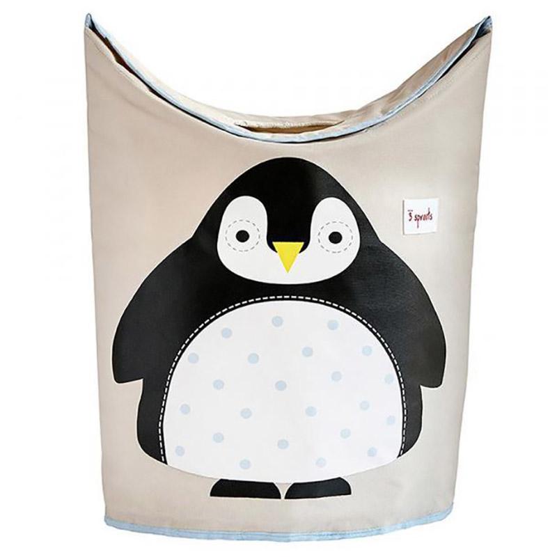 3Sprouts® Koš za igrače in perilo Pingvin