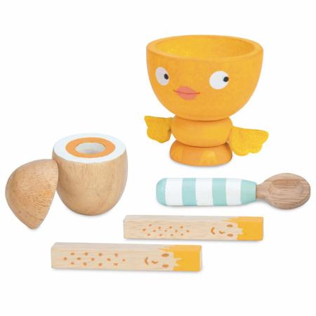 Slika Le Toy Van® Lesena skodelica za jajca