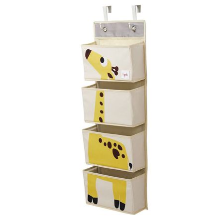 Picture of 3Sprouts® Hanging Wall Organizer Giraffe