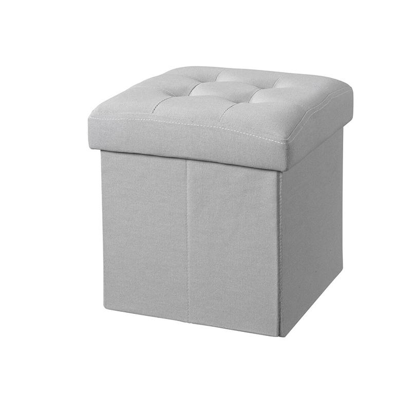 Kids Concept® Sedež s predalom za shranjevanje Grey