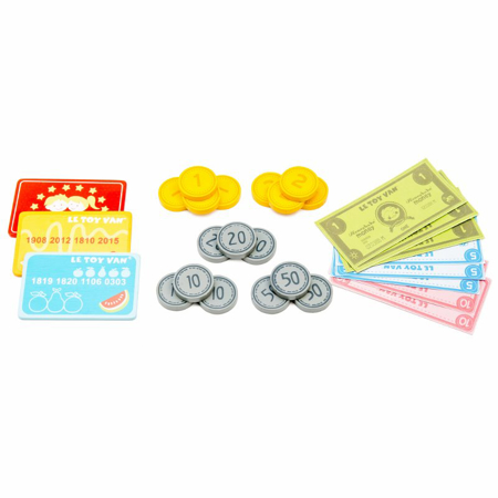 Picture of Le Toy Van® Play Money Set