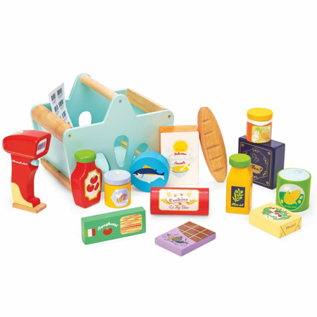 Picture of Le Toy Van® Grocery Set & Scanner