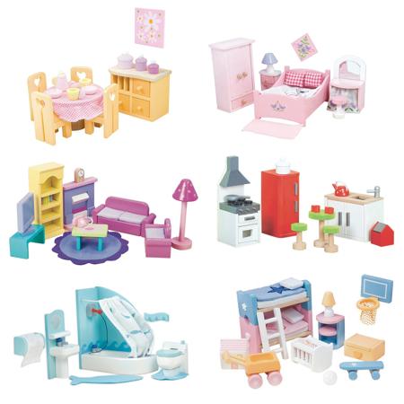Slika Le Toy Van® Set pohištva Sugarplum
