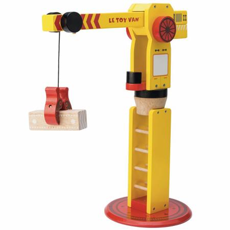 Slika Le Toy Van® Gradbeno dvigalo