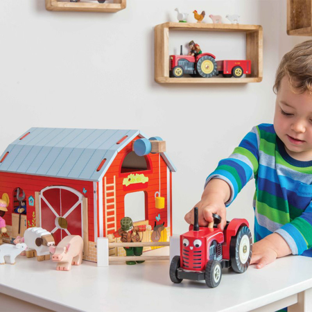 Le Toy Van® Bertiejev traktor