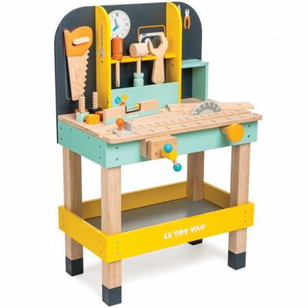 Slika Le Toy Van® Alexova miza z orodjem