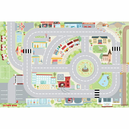 Slika Le Toy Van® Preproga My First Town 120x80