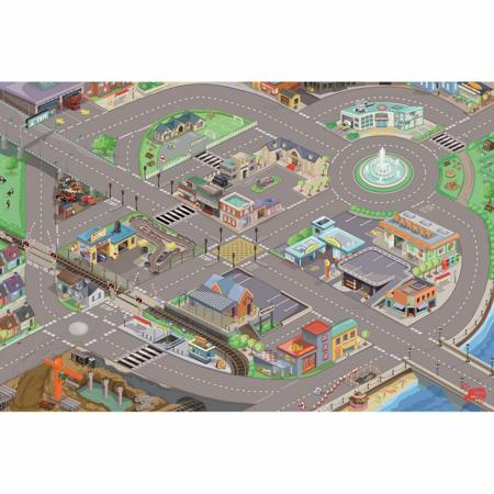 Slika Le Toy Van® Preproga Town 120x80