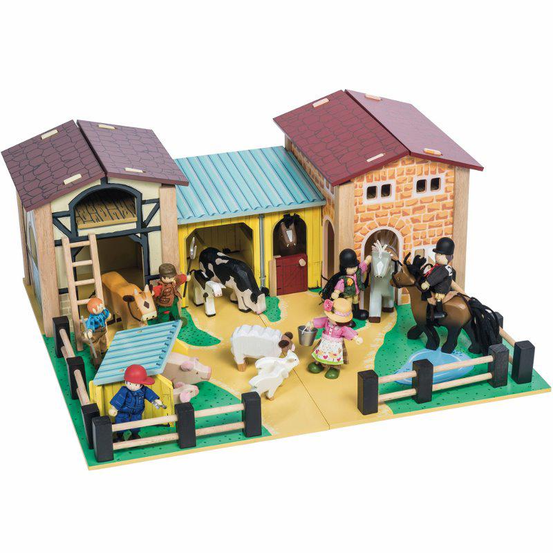 Le Toy Van® Kmetija The Farmyard