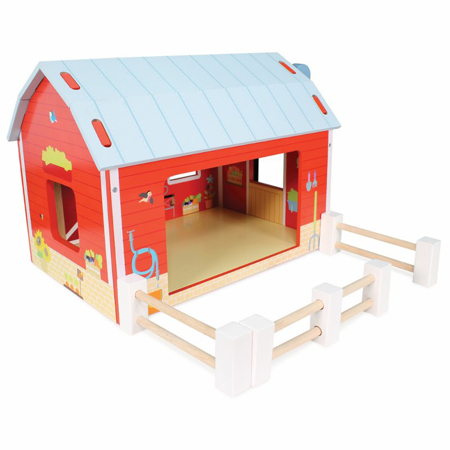 Picture of Le Toy Van® Red Barn