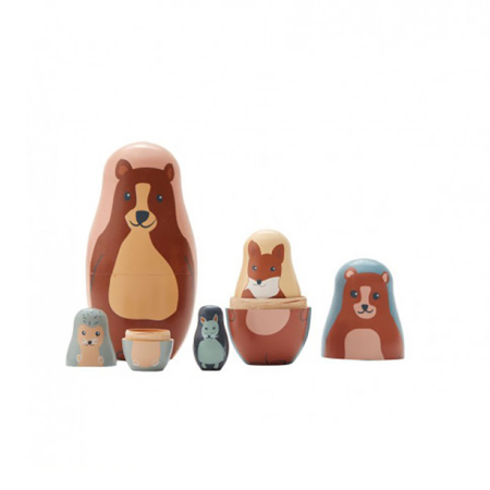 Picture of Kids Concept® Nest dolls EDVIN