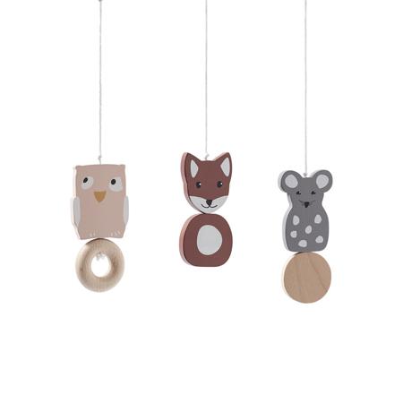 Slika Kids Concept® Snemljive igračke za aktivnostno podlogo