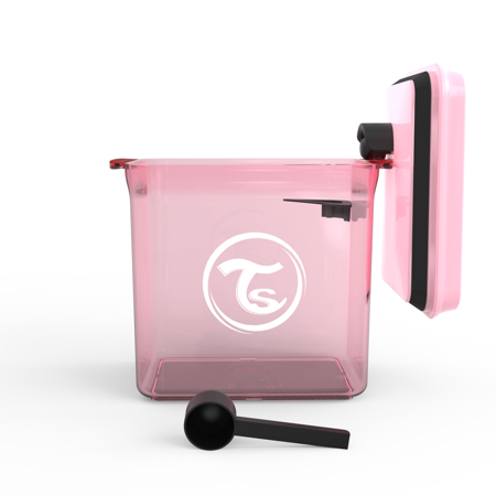 Slika Twistshake® Posoda za shranjevanje 1700ml Pastel Pink