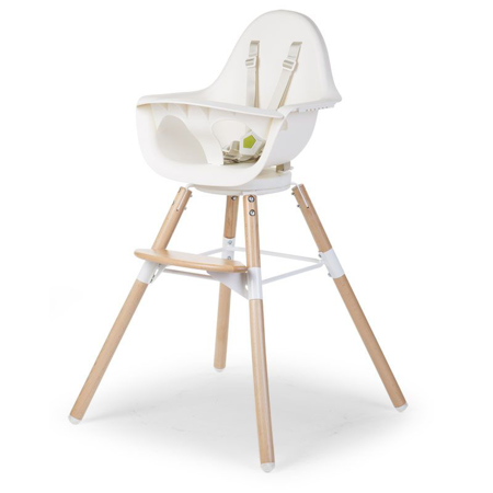 Slika Childhome® Otroški stol Evolu ONE.80° Natural