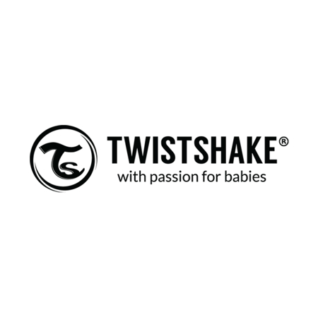 Twistshake® Steklenička Anti-Colic 260ml (2+m) Pearl Blue