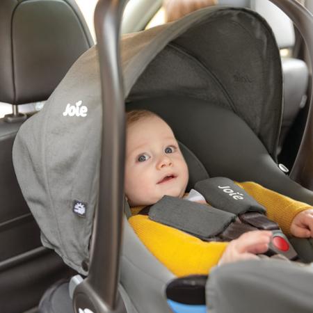 Joie® Otroški avtosedež i-Snug™ i-Size 0+ (40-75 cm) Grey Flannel