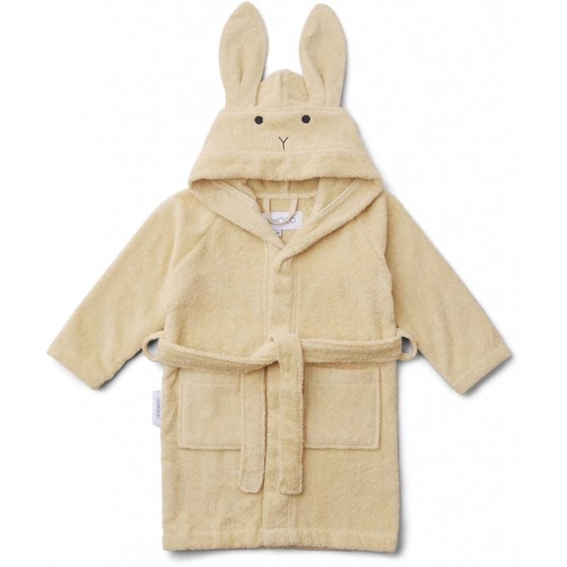 Liewood® Kopalni plašček Rabbit Smoothie Yellow 5/6 L