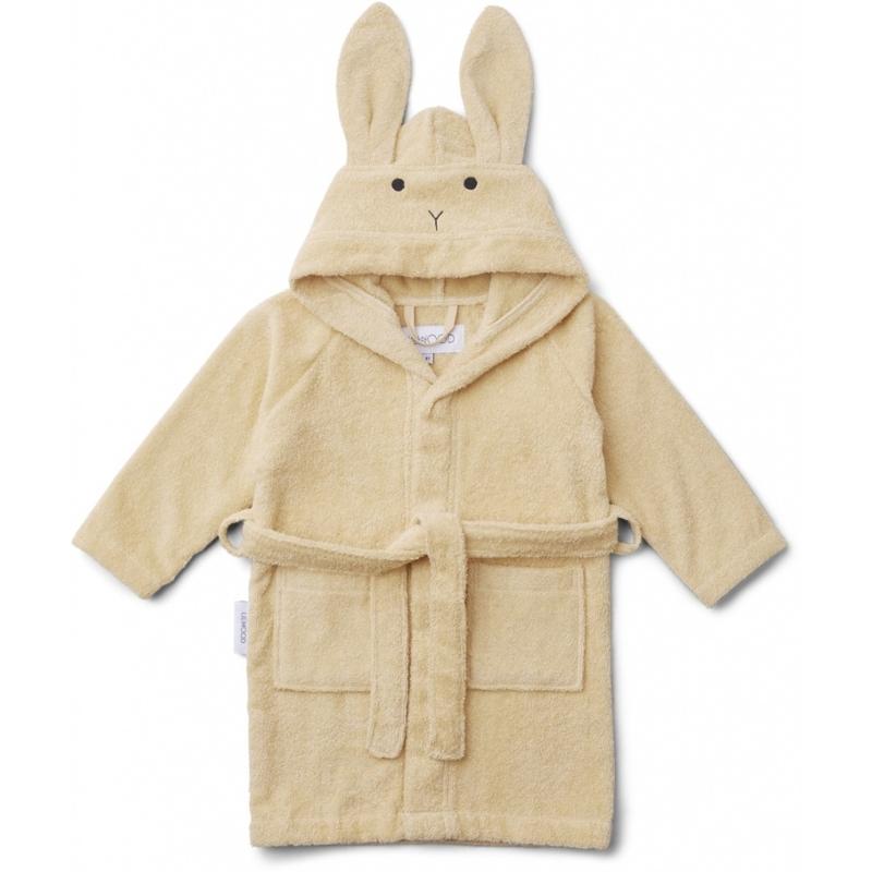 Liewood® Kopalni plašček Rabbit Smoothie Yellow