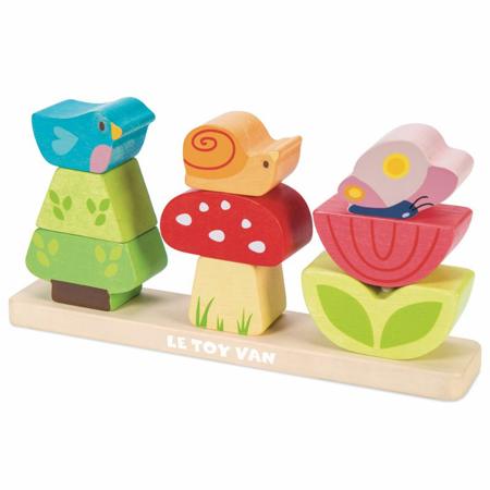 Slika Le Toy Van® Živalice na vrtu