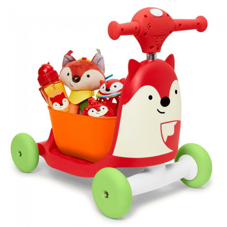 Slika Skip Hop® Prvo vozilo ZOO Ride-On Lisička