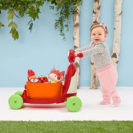 Skip Hop® Prvo vozilo ZOO Ride-On Lisička