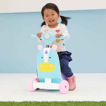 Skip Hop® Prvo vozilo ZOO Ride-On Samorog