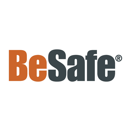 Slika Besafe® iZi Flex Fix i-Size otroški avtosedež 2/3 (15-36kg) (100-150 cm) Midnight Black Mélange