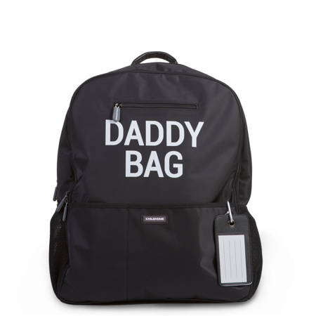 Childhome® Nahrbtnik Daddy Bag Black