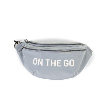 Childhome® Torbica za okoli pasu On the Go Grey