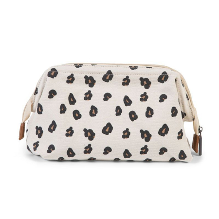 Slika Childhome® Toaletna torbica Canvas Leopard