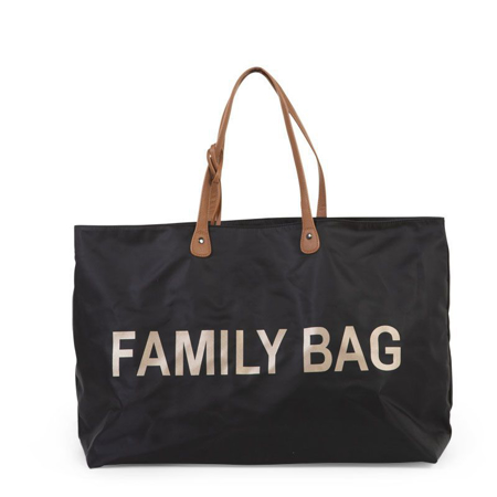 Childhome® Torba Family Bag Black