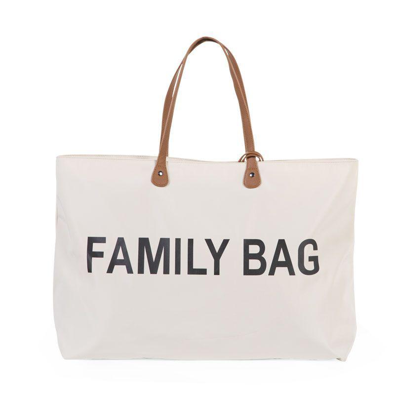 Childhome® Torba Family Bag White
